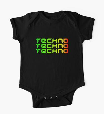 techno techno techno Kids Clothes