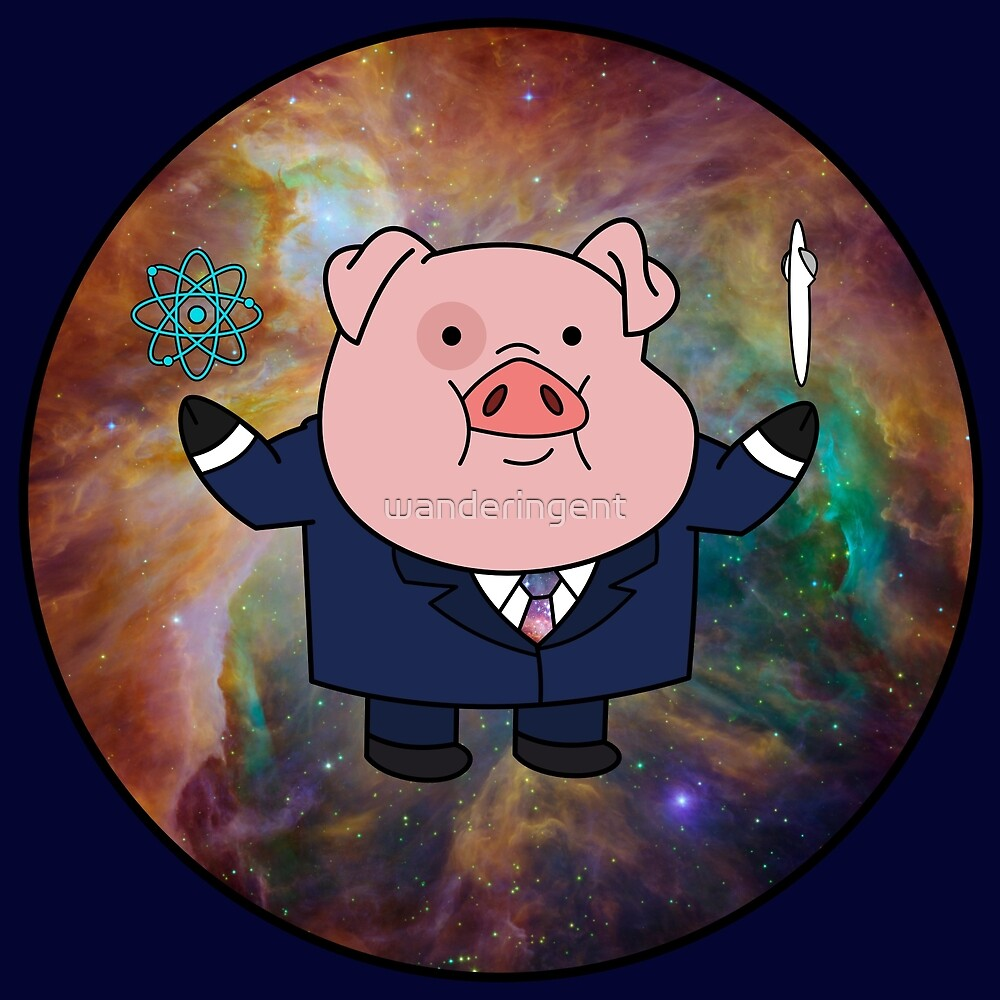 """""""Smart"""" Waddles by wanderingent"""