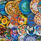 mexican plates by richard  webb