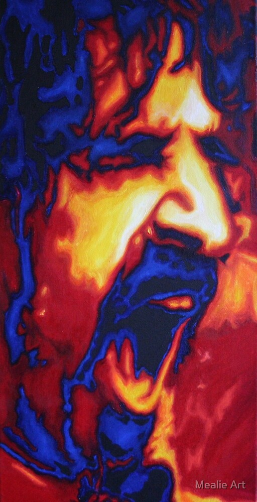 Zappa by Mealie Art