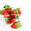 Yummy Strawberries by Anaa