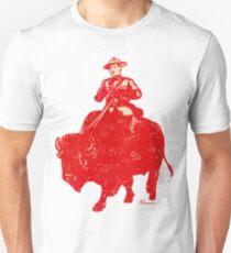 Border Patrol - Canada / Buffalo Unisex T-Shirt