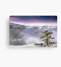 Whistler Frontiers Canvas Print