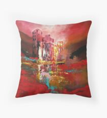 Passionate Point of View Throw Pillow
