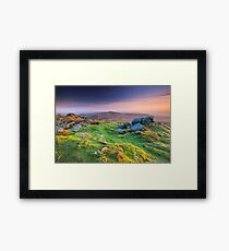 Dartmoor Framed Print