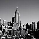 Timeless - The New York City Skyline by Vivienne Gucwa