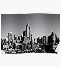 Timeless - The New York City Skyline Poster