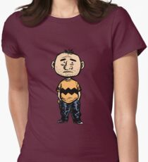 Chuck Brown Womens Fitted T-Shirt