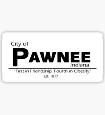 City of Pawnee Sticker