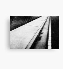 The world beneath our feet; sometimes we fail to simply look down and watch our step Canvas Print
