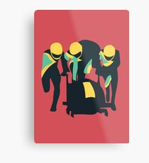 Cool Runnings Metal Print
