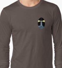 The Lighthouse (breast logo version) Long Sleeve T-Shirt