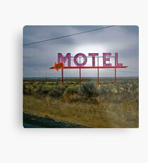 motel 2 Metal Print