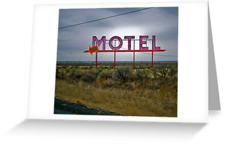 motel 2 by Bruce  Dickson