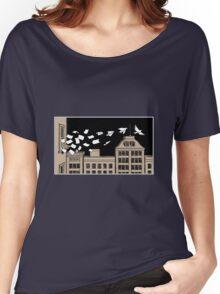 Paper Birds Women's Relaxed Fit T-Shirt