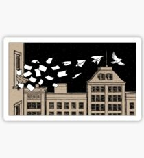 Paper Birds Sticker