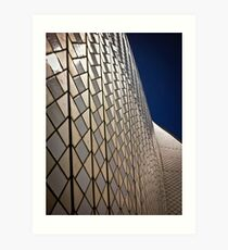 Sydney Opera House Abstract #1 Art Print