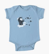 Universal Spaß Baby Body Kurzarm