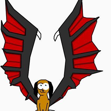 Hell Hound by phoenixau