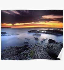 """""""Each Passing Moment"""" ∞ Shellharbour, NSW - Australia Poster"""