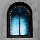 Church Window by Chris Muscat