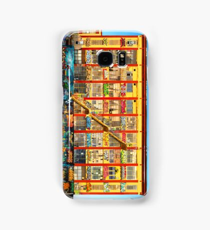 Five Pointz Graffiti Building: Queens, NYC Samsung Galaxy Case/Skin