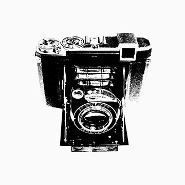 Zeiss Ikon Super Ikonta B 532/16 by BKSPicture