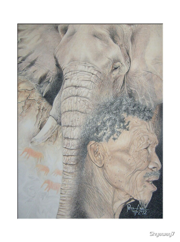 The African Elephant by Shyaway7