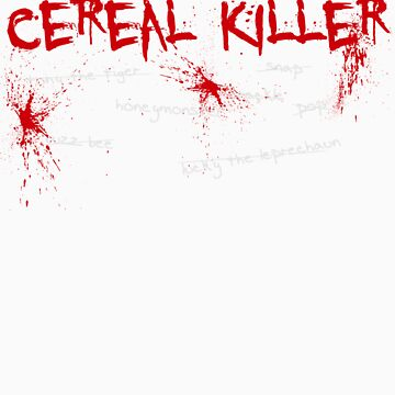 Cereal Killer by Teevolution