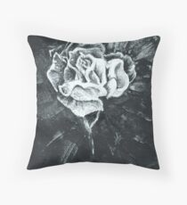 from the darkness Throw Pillow
