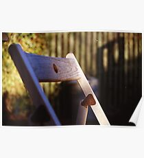 Folding Chair  Poster