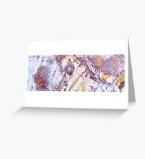 Rock art Series - II Greeting Card