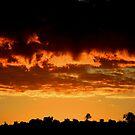 sunrise on jerusalem hills. by zangi12