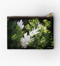 A Moment ~ Caught by the Sun's Rays Zipper Pouch