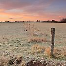 Frosty Beginnings by Paul Blackwell