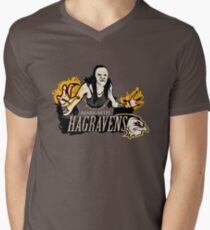 Markarth Hagravens Mens V-Neck T-Shirt