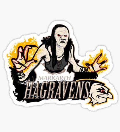 Markarth Hagravens Sticker