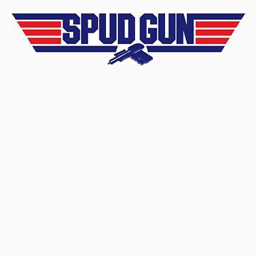 Top Gun Spud Gun by maclac