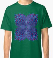 Flower Fractal Classic T-Shirt