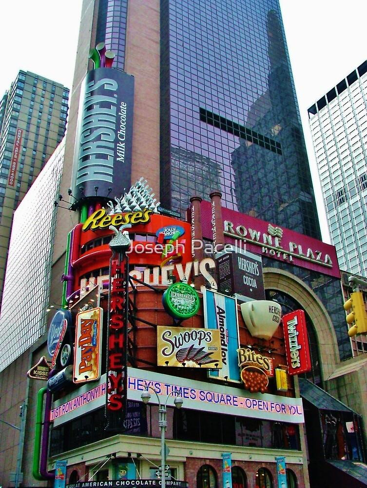 Hershey Store Manhattan by Joseph Pacelli