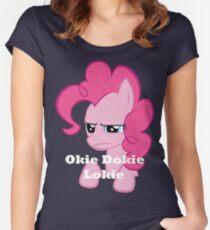 Okie Dokie Lokie... Women's Fitted Scoop T-Shirt