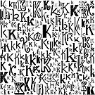 The Letter K by Julie Hartman