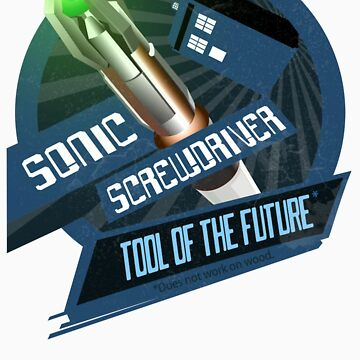 Screwdriver of the Future! by Zombieflask