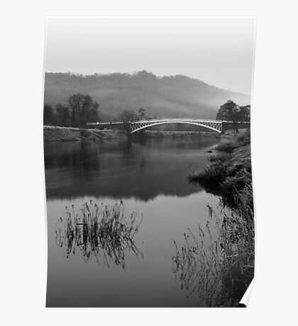 The River Wye Poster