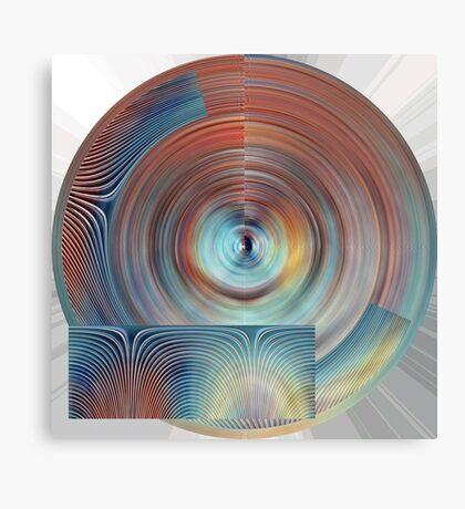 Circling #2 Canvas Print