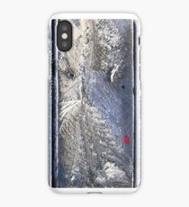 Frost Owl #02 iPhone Case