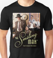"""""""The Smiling Man"""" Poster - Color T-Shirt"""