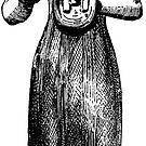 Egyptian Goddess Bast by Hedrin