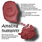 Amazing humanity by Initially NO