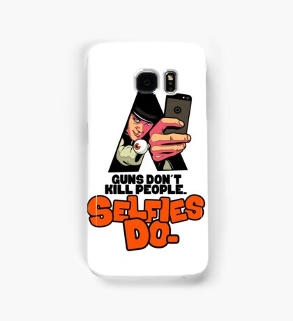 Clockwork Selfie Samsung Galaxy Case/Skin